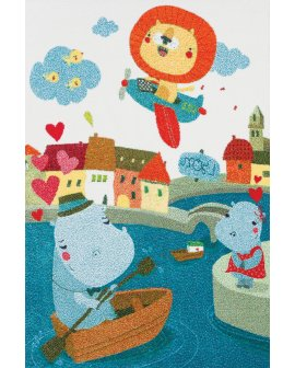 Mocheta copii Hippo
