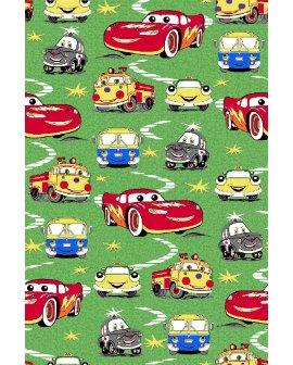 Mocheta Cars Verde
