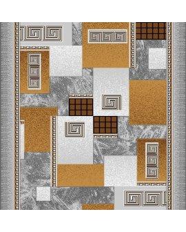 Traversa Print Geometric Gri