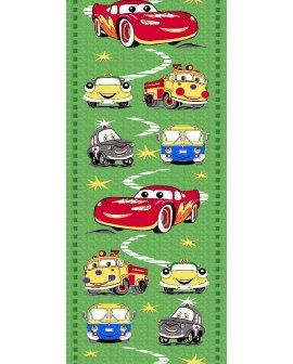 Traversa Cars Verde
