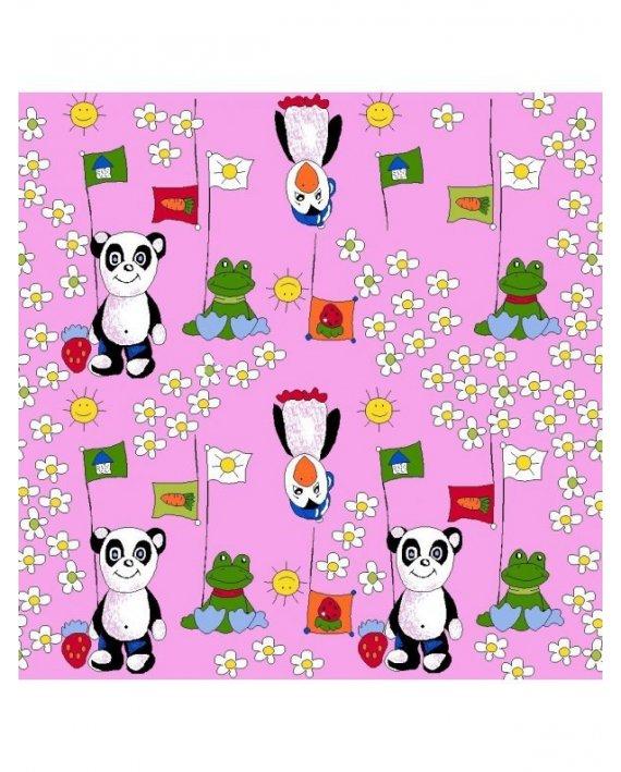 Covor copii Panda
