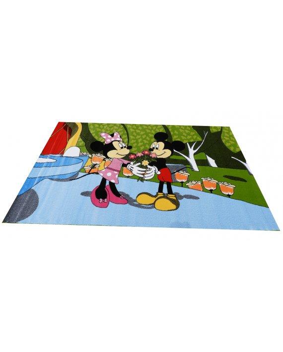 Covor Mickey & Minnie Mouse Roz