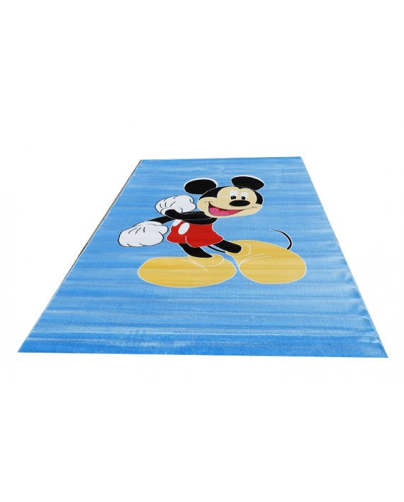 Covor Mickey Mouse Albastru