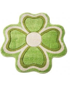 Covoras Rixos Floare Verde