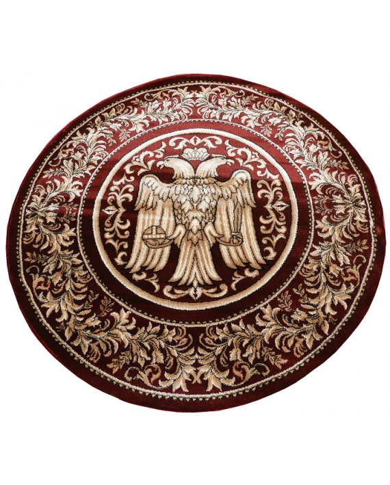 Covor Lotus Bisericesc Vulturi Rotund