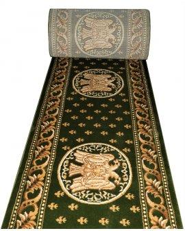 Traversa Estetik Bisericeasca Verde, emblema pe lungime