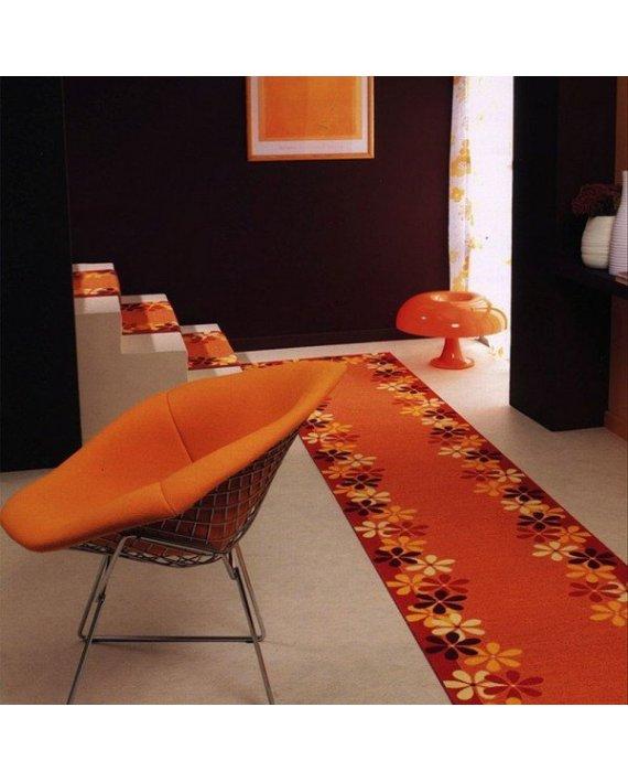 Traversa Flowers Orange